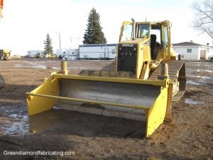 dozer spreader box